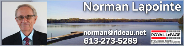 Norm Lapointe Real estate
